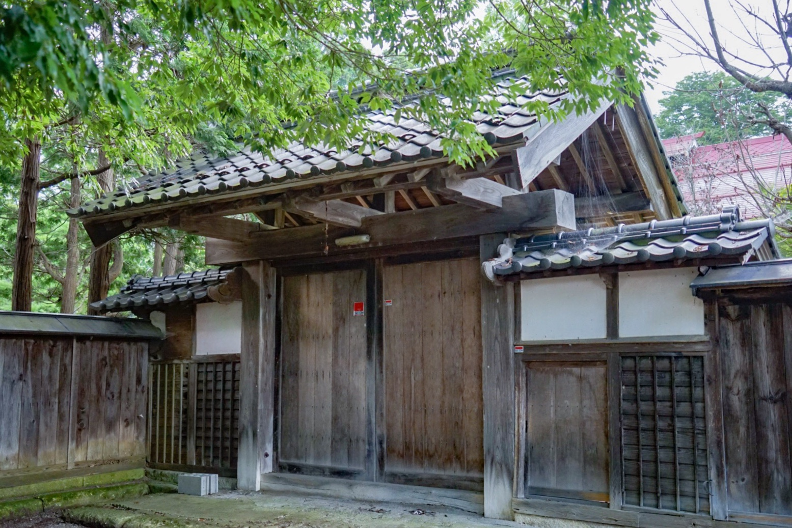 羽州街道、古(いにしえ)の小径/桑折町公式ホームページ